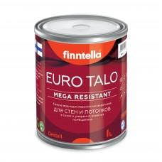 Краска EURO TALO для стен и потолков Матовая (база А)
