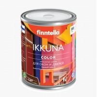 Краска алкидная FINNTELLA® IKKUNA color LUX Полуматовая  (база С)