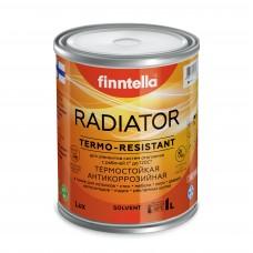 Краска алкидная FINNTELLA® LUX RADIATOR Полуматовая (база А)