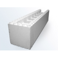 Блок стеновой торцевой. Серия 25 (неразъёмная)