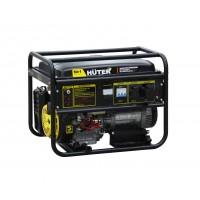 Электрогенератор Huter DY9500LX - 3 (380 В, бензин)