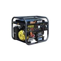 Электрогенератор Huter DY8000LXA - ABP (220 В, бензин)