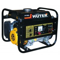 Электрогенератор Huter HT 1000L (бензин, 220 В)
