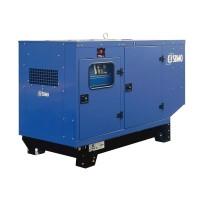 Генераторная установка в кожухе J88K-IV/Auto (380 В, 64 кВт, дизель) (SDMO)