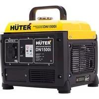 Инверторный генератор Huter DN 1500i (бензин, 220 В)